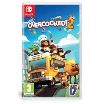 [Adhérents - pré-commande] Overcooked! 2 sur Nintendo Switch (+ 10€ sur votre compte fidélité)
