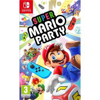 [Adhérents - pré-commande] Super Mario Party sur Nintendo Switch (+ 10€ sur compte fidélité)