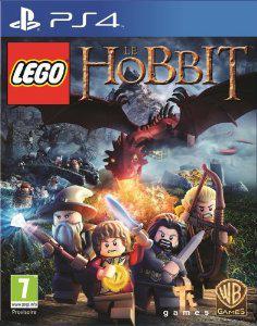 Jeu Lego Le Hobbit sur PS4 (Version Boite)