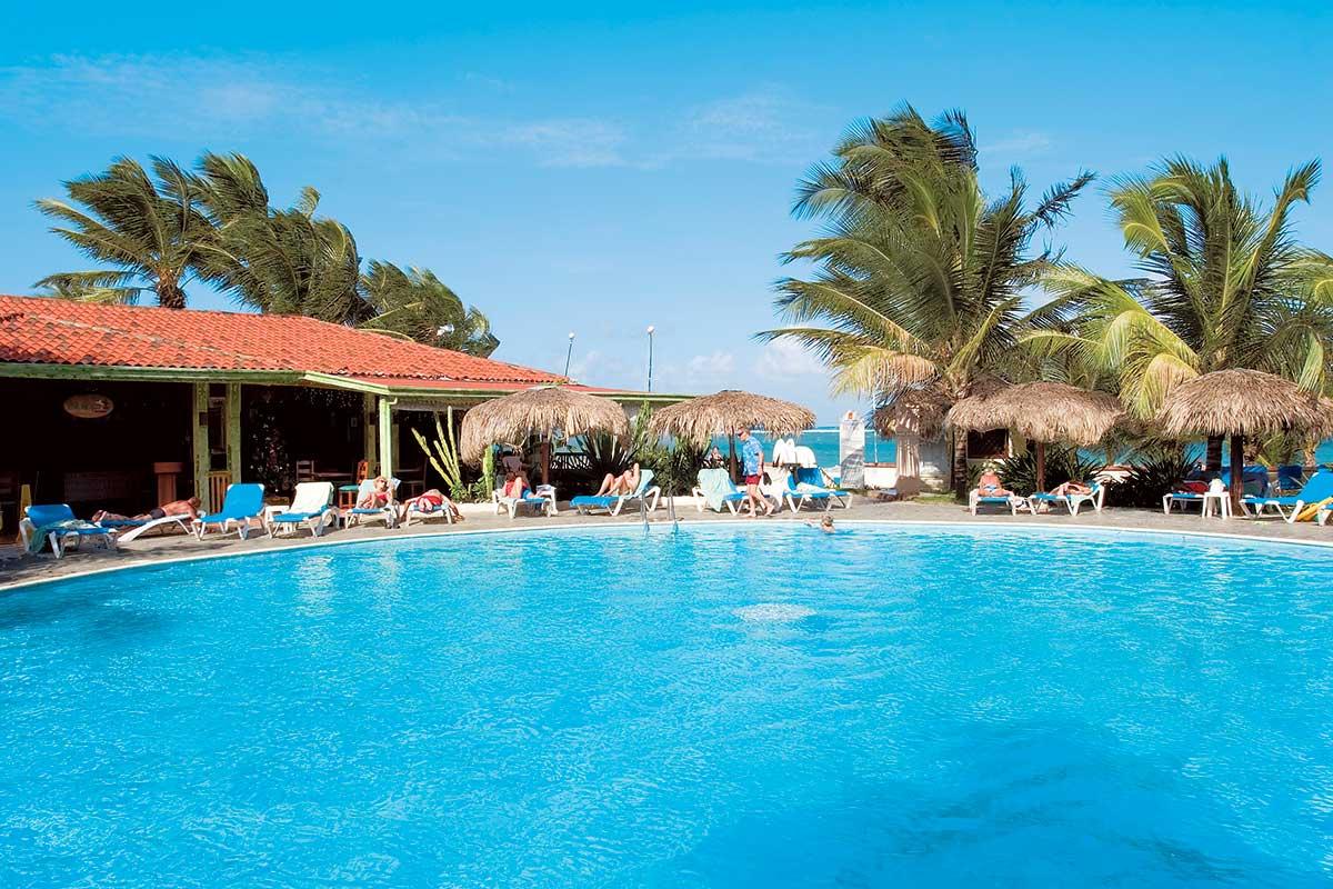 Séjour Hôtel Viva Wyndham Tangerine République dominicaine au départ de Paris en promotion - Ex : Du 23 au 30 Juin pour 2 adultes + 1 bébé