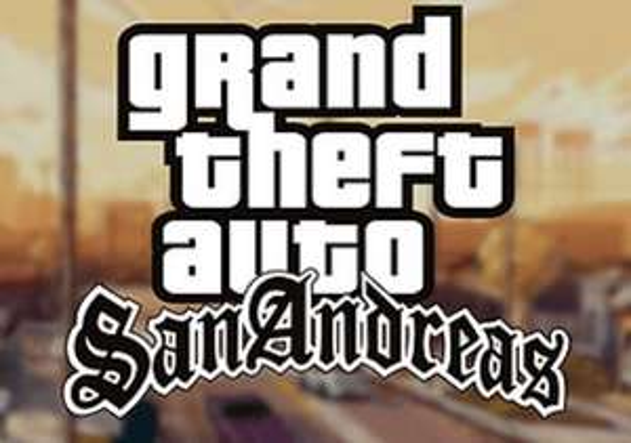 Grand Theft Auto: San Andreas sur PC (Dématérialisé - Steam)
