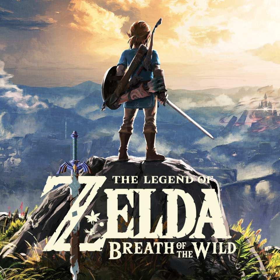 The Legend of Zelda : Breath of the Wild sur Nintendo Switch (Dématérialisé - Store US)