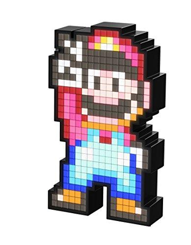 Super Figurine Pixel Pals Mario 8 Bit, 009 - Lumineuse, 15 cm
