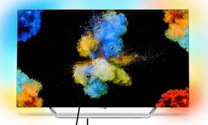 """TV 55"""" Philips 55POS9002 - OLED 4K (Frontaliers Suisse)"""