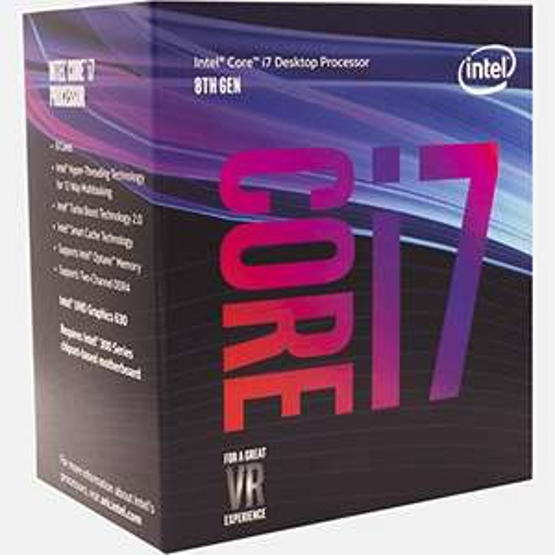 [Prime] Processeur Intel Core i7-8700 3.2 GHz - Socket LGA 1151