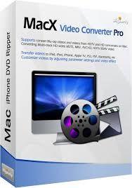 MacX Video Converter Pro Gratuit sur Mac (Dématérialisé)