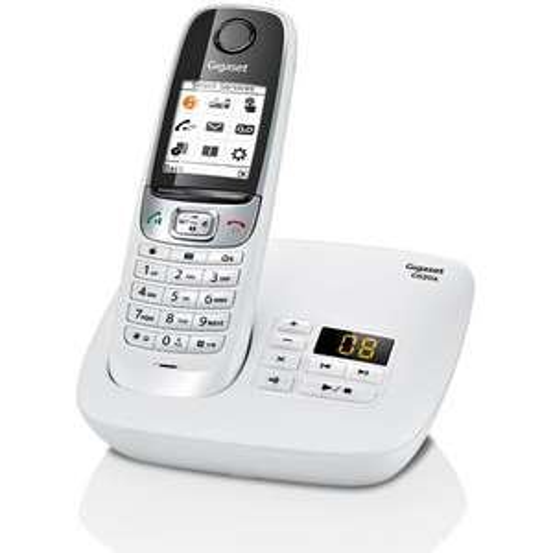 Téléphone fixe avec répondeur Siemens Gigaset C620A