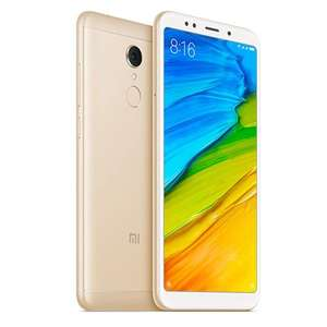 "Smartphone 5.7"" Xiaomi Redmi 5 Global (Or) - 4G (B20), HD+, Snapdragon 450, RAM 3 Go, ROM 32 Go"