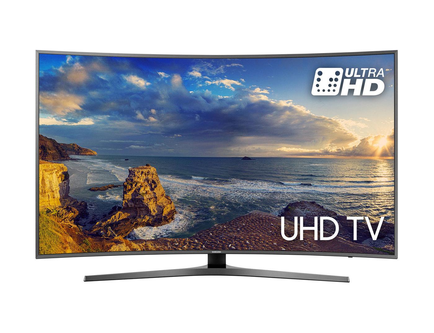 "TV 55"" Samsung UE55MU6640 - 4K (Frontaliers Luxembourg)"