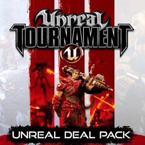 Bundle Unreal Deal Pack: Unreal Gold + Unreal 2 + Unreal Tournament + Unreal Tournament 2004 + Unreal Tournament 3 sur PC (dématérialisés, Steam)