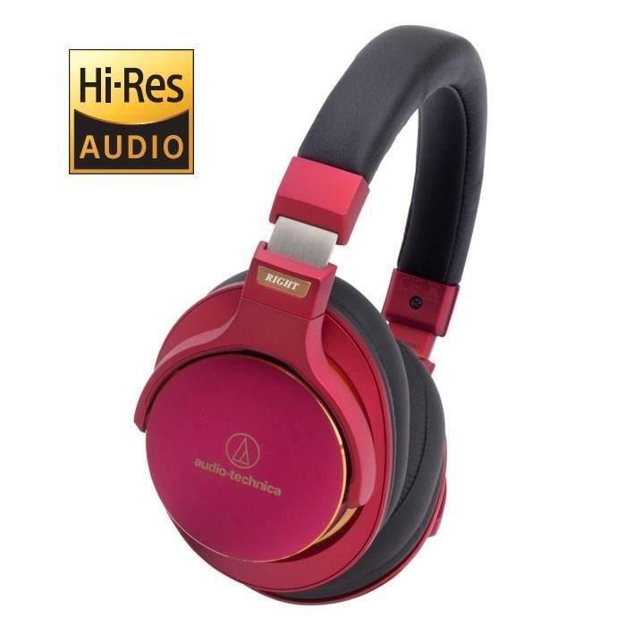 Casque Audio Technica ATH-MSR7LTD Rouge