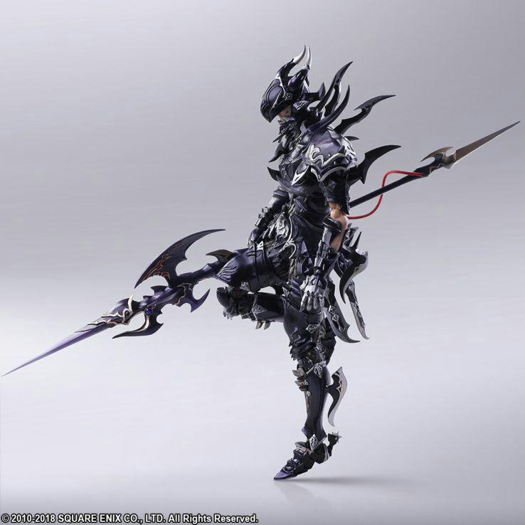 Figurine Final Fantasy XIV Bring Arts Estinien