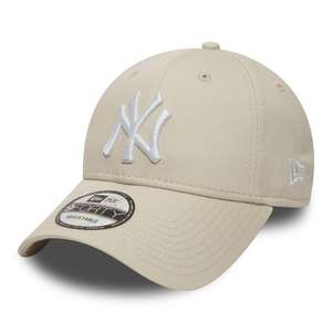 Casequette New York Yankees Essential Stone 9FORTY - Beige
