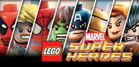 Jeu Lego Marvel Super Heroes sur PC (Dématérialisé - Steam)