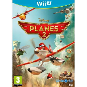 Jeu Planes 2 : Mission Canadair sur Wii U