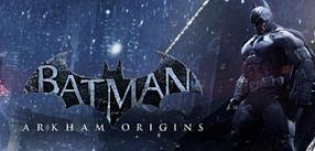 Jeu Batman Origins, arkham asylum, arkham city sur PC (Steam)