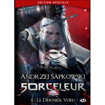 Tome 1 de la saga du Sorceleur (Version physique)