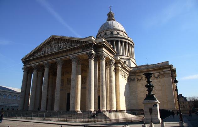 Visite gratuite du Panthéon - Paris (75)