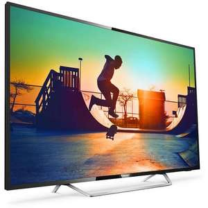 "TV 65"" Philips 65PUS6262 4K, dalle VA, direct LED, HDR, Ambilight, Smart TV"