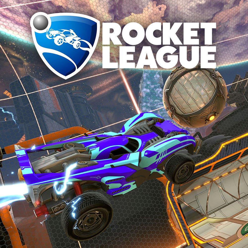 [PS4 / XBox / Switch / PC] Deux objets de Rocket League gratuits à réclamer avec le code @ Rocket League