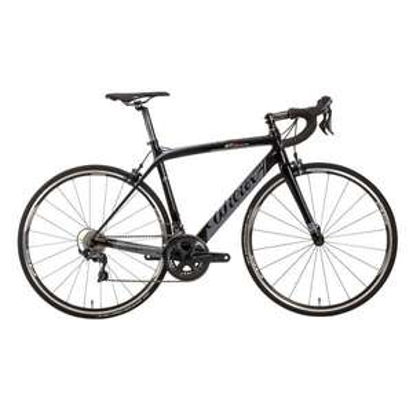 Vélo de Course Wilier Triestina GTR Shimano Ultegra R8000 2018 - 34/50 - Noir/Gris