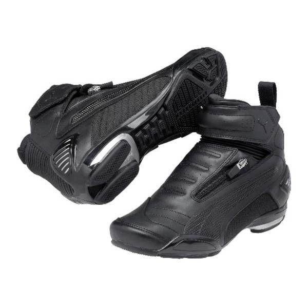 Mi-bottes Moto Puma 250 pour Homme - Tailles 46 à 47