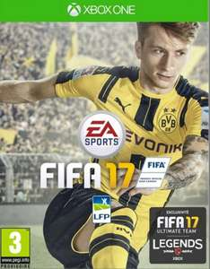FIFA 17 sur Xbox One (Via l'Application)