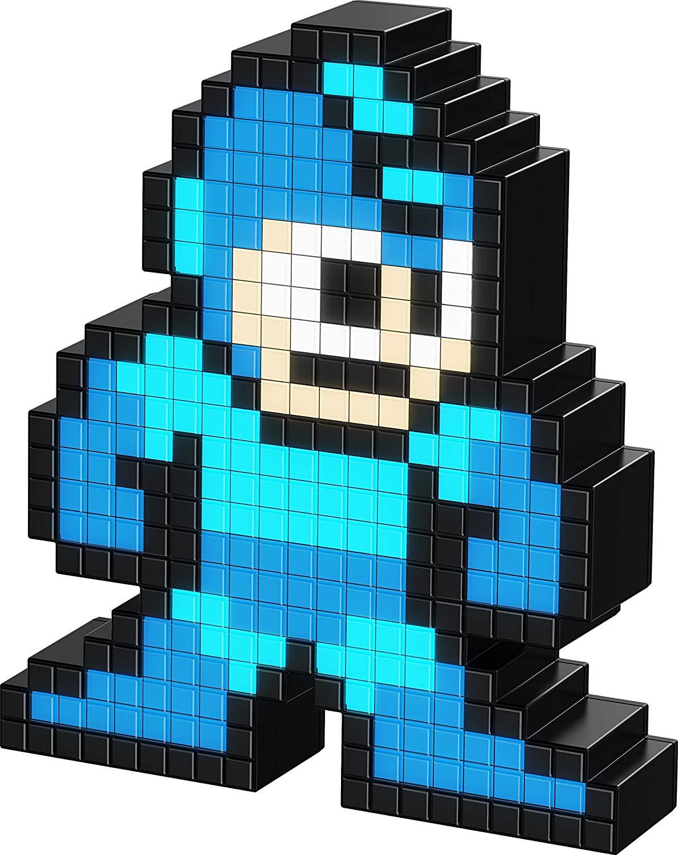 Promotion sur une sélection de Pixel Pals (Mega Man, Sonic, Mario...)