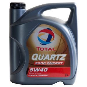 Huile Moteur Total Quartz Energy 5W-40 - 5L