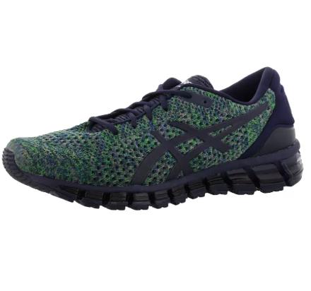 Chaussures running Asics GEL-Quantum 360 Knit 2  pour Homme - Noir