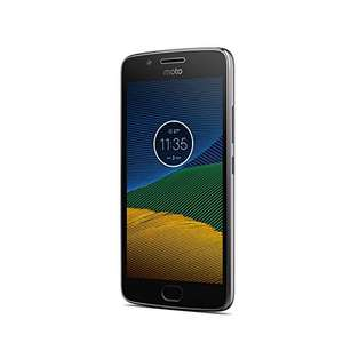 "Smartphone 5"" Motorola Moto G5 - Full HD, Snapdragon 430, RAM 3Go, 16Go, Android 7"