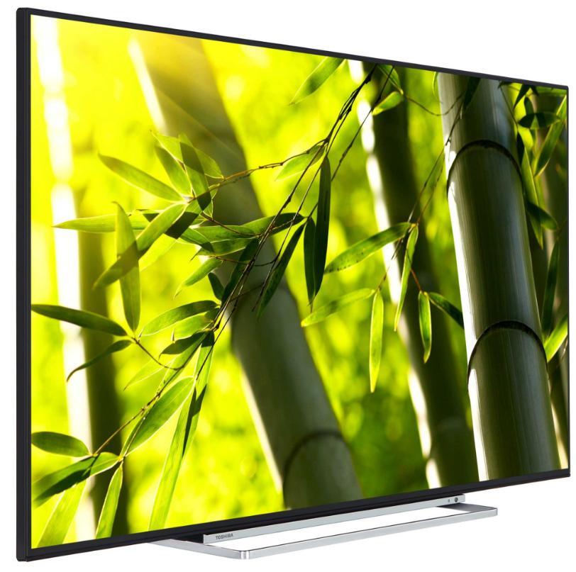 "TV 55"" Toshiba 55U6863DG - 4K UHD, HDR, dolby vision,dalle VA, contraste 6000:1,Smart TV"
