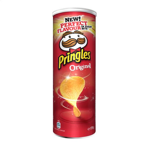 [Carte Colruyt Plus] 30% de réduction immédiate sur les Pringles - Ex: Pringles Original - 175g