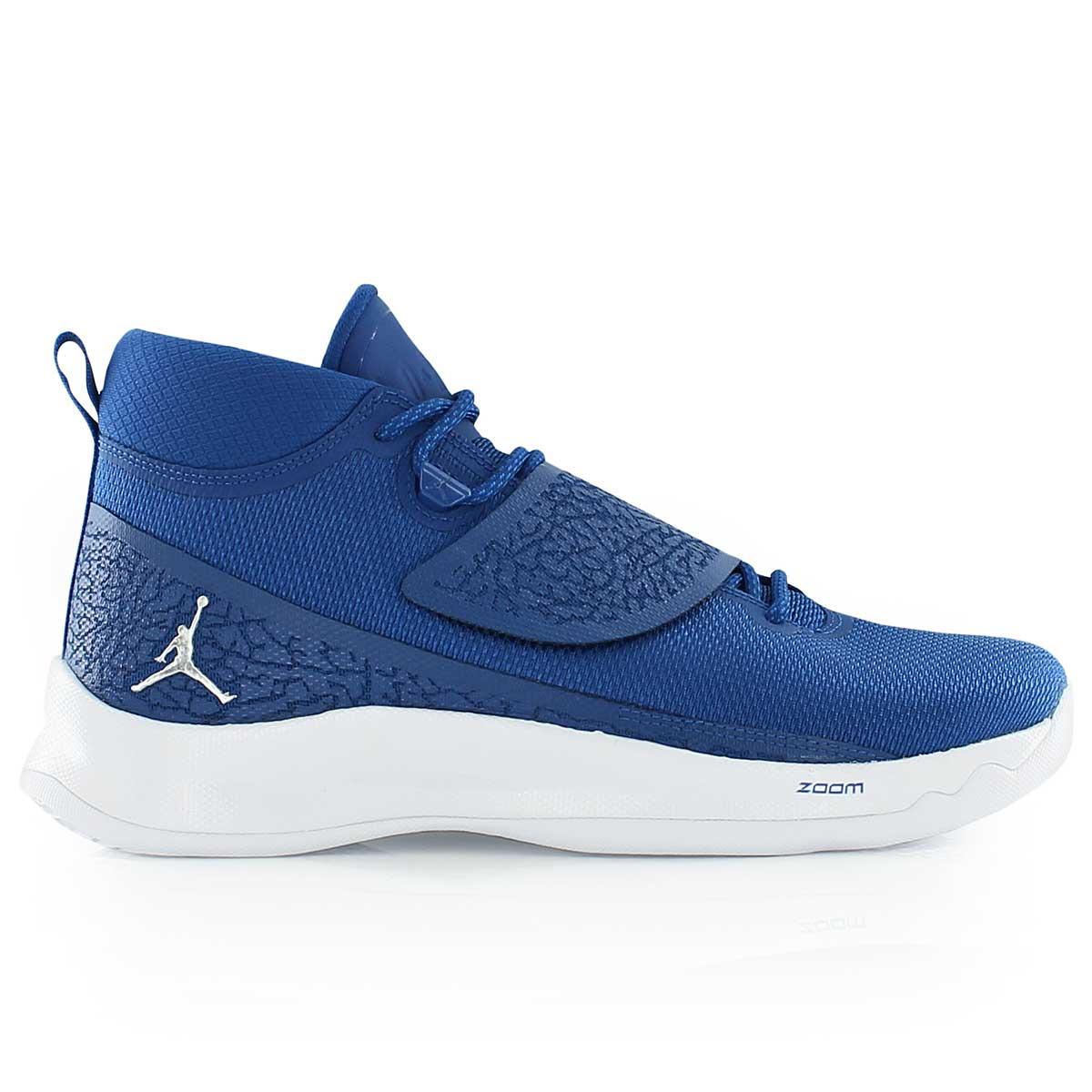 Sneakers Homme Jordan Super.Fly 5 PO - Bleu (Plusieurs tailles)
