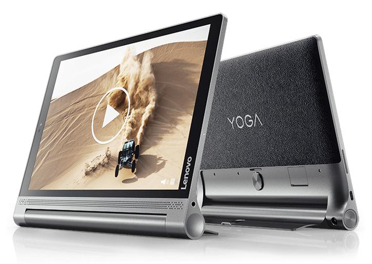 """Tablette 10.1"""" Lenovo Yoga Tab 3 Plus (QHD, 3Go RAM, 32Go)"""