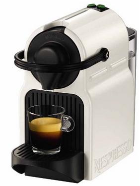 Machine à Café Nespresso Krups Inissia - YY1530FD  - Blanche (via ODR de 30€)