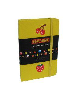 Carnet de poche Moleskine Pacman (avec des pages blanches)