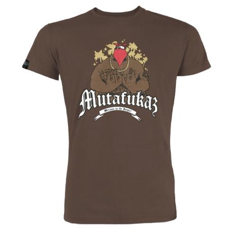 Sélection d'articles en promotion - Ex : T-shirt Mutafukaz Palmhill Rulez