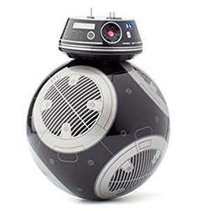 Robot radiocommandé Sphero Star Wars BB‑9E avec Droïde Trainer