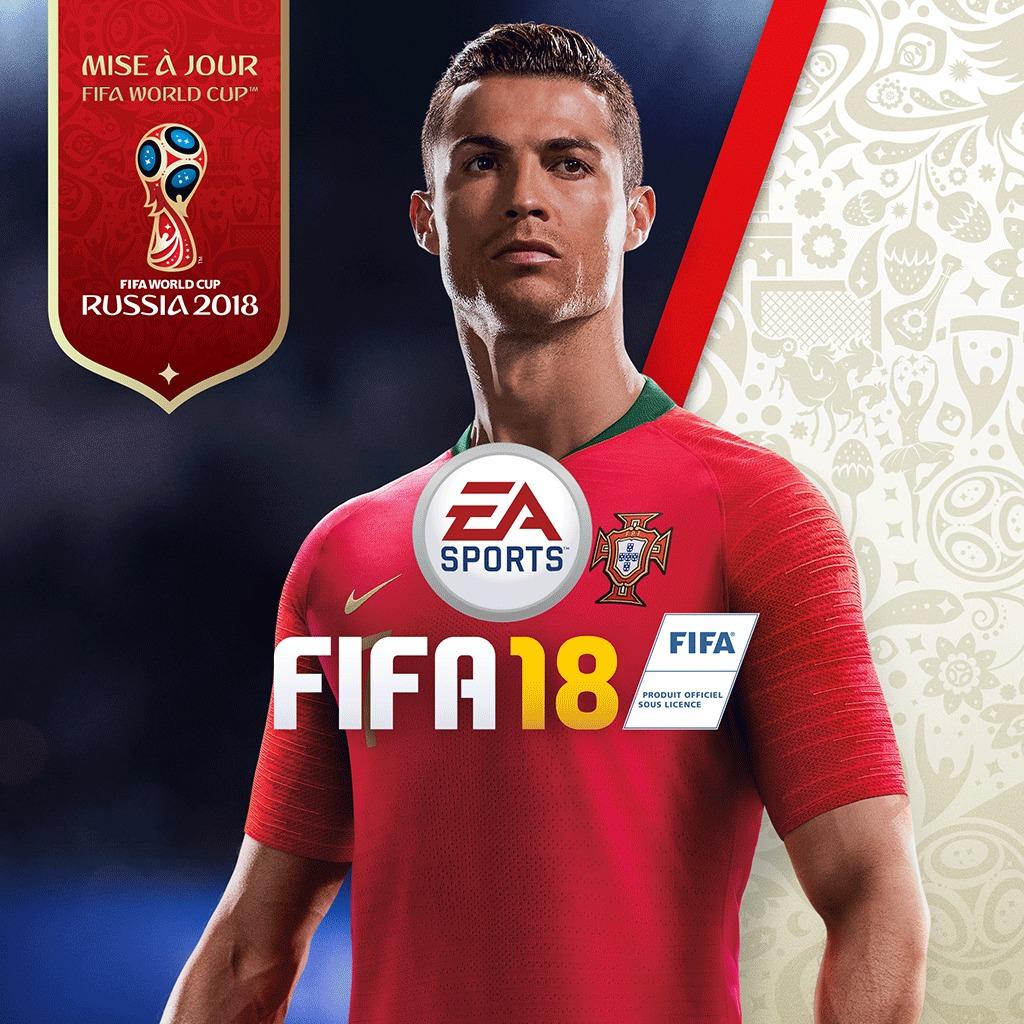 Jeu Fifa 18 sur PC (Dématérialisé, Origin)