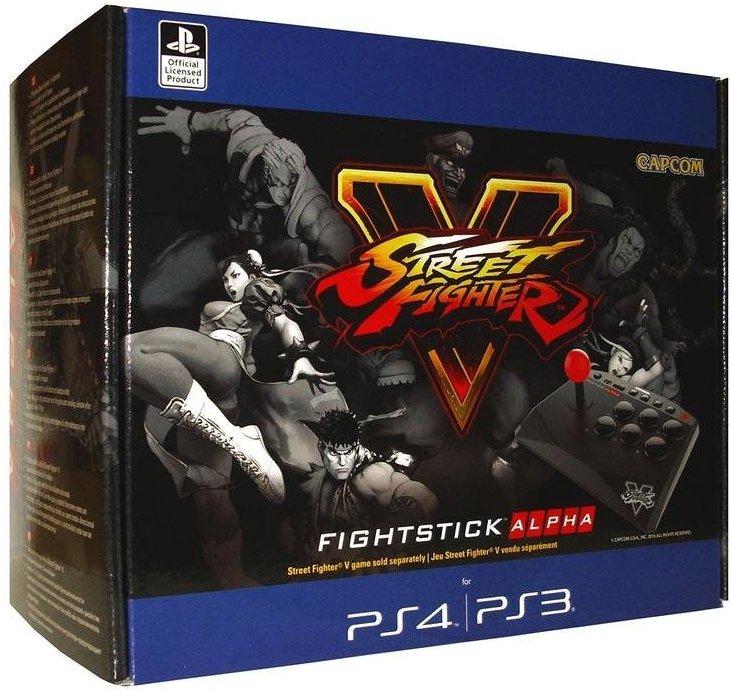 FightsStick Street Fighter V Arcade Alpha pour PS4/PS3 - Grande synthe (59)