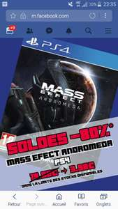 Mass Effect Andromeda sur PS4 - Natural Games (38)