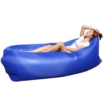 Sofa Gonflable IPRee 210D (Coloris au choix) - 190 x 70 cm