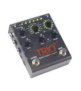 Digitech Trio + Band Creator + Looper