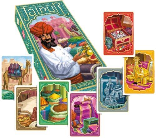 Jeu de société Asmodee Jaipur