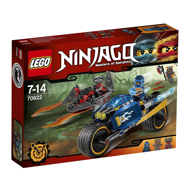 Sélection de jouets en promotion - Ex : Lego Ninjago - L'Éclair du désert (70622) - Douarnenez (29)