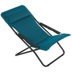 Chaise longue Lafuma Transabed Air Comfort Coral