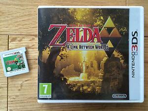 The Legend of Zelda : A Link Between Worlds sur Nintendo 3DS