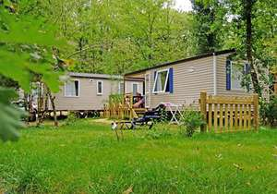 Mobil home 6 personnes 1 semaine fin aout dans un camping 5* en Aquitaine