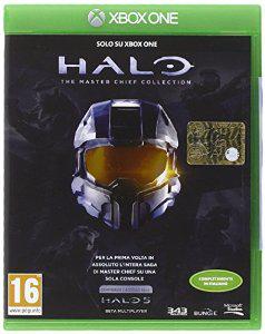 Jeu Halo: The Masterchief Collection sur Xbox one